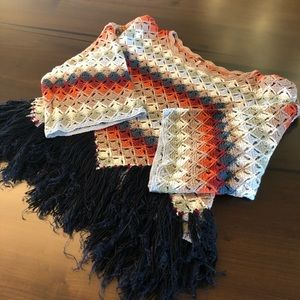 Free People Poncho Style Sweater